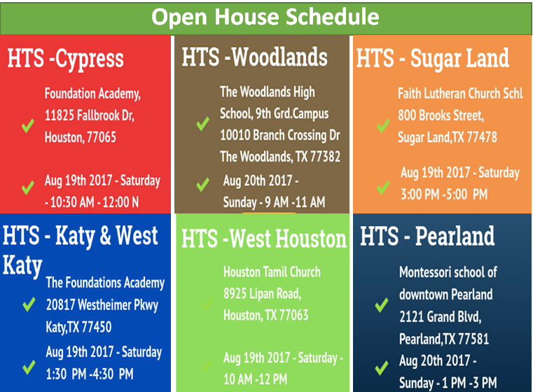 HTS-Open-House